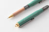 BRASS - TRC Limited Brass Factory Green - Ballpoint Pen - NOMADO Store