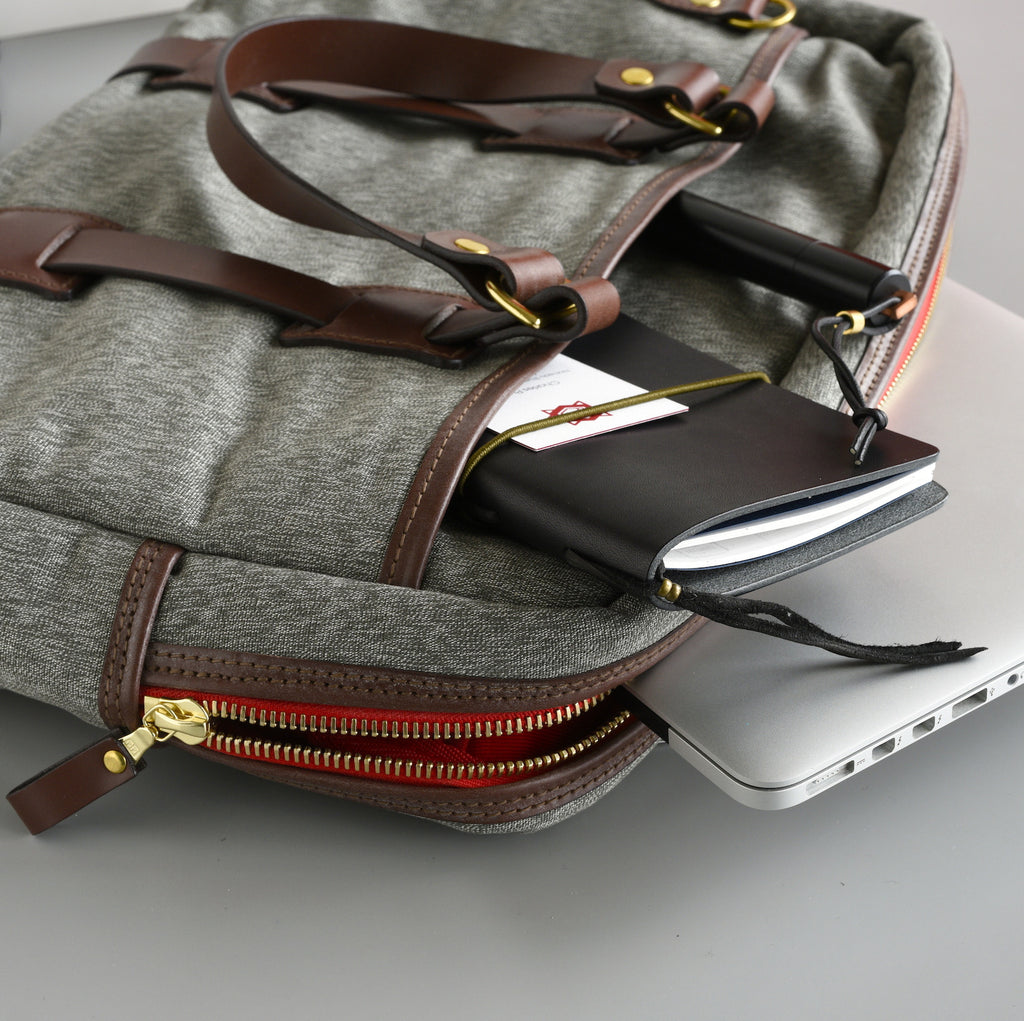 CROOTS SALT & PEPPER RANGE LAPTOP BAG - NOMADO Store