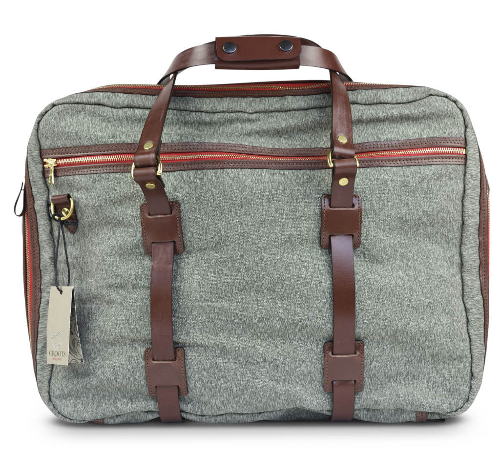 CROOTS SALT & PEPPER RANGE FLIGHT BAG - NOMADO Store