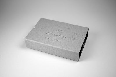 .Urukust Ltd Edition Card Case (Olive Ash) - NOMADO Store