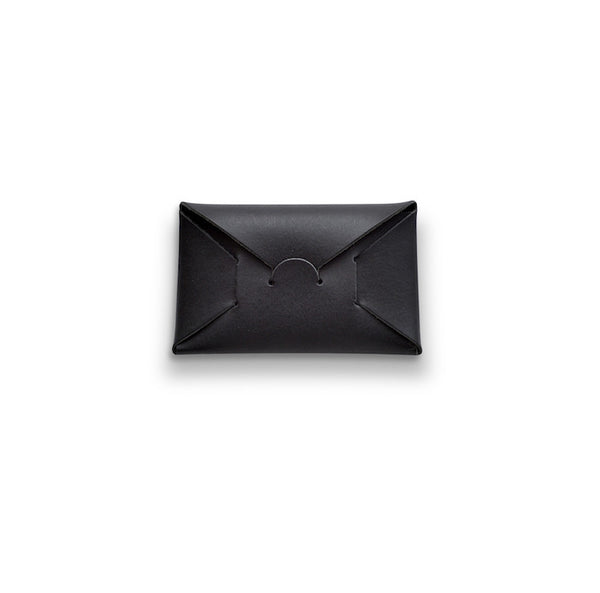 i ro se Seamless Card Case (Black) - NOMADO Store