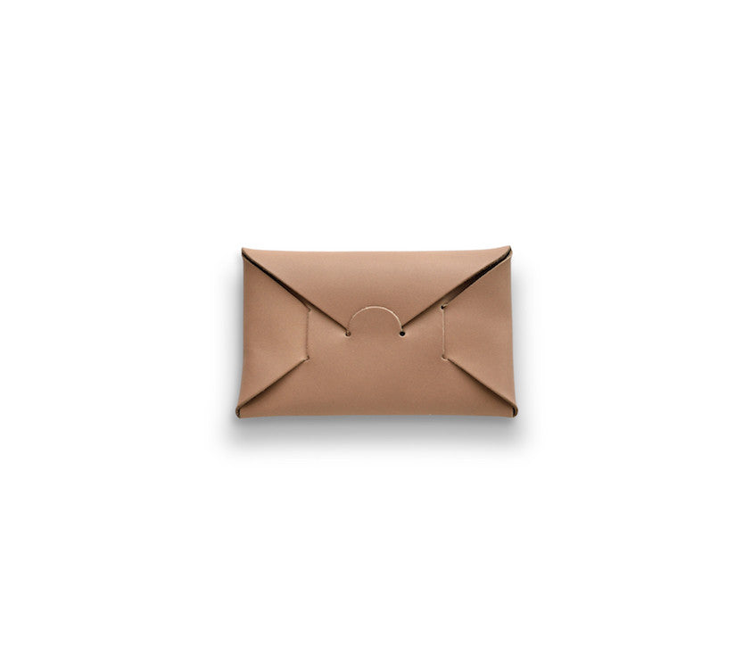 i ro se Seamless Card Case (Nude/natural) - NOMADO Store