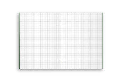 Midori Traveler's Notebook Passport size - 002. Grid Refill MD Passport Size - NOMADO Store