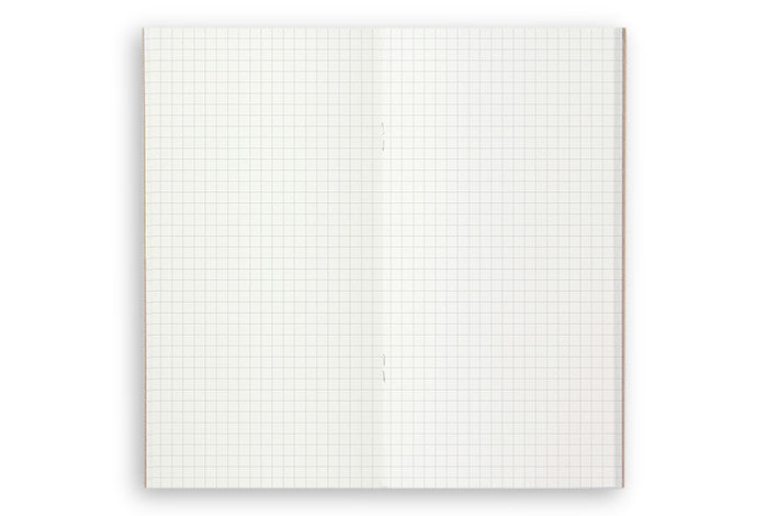 Midori Traveler's Notebook - 002. Grid Notebook Refill - NOMADO Store