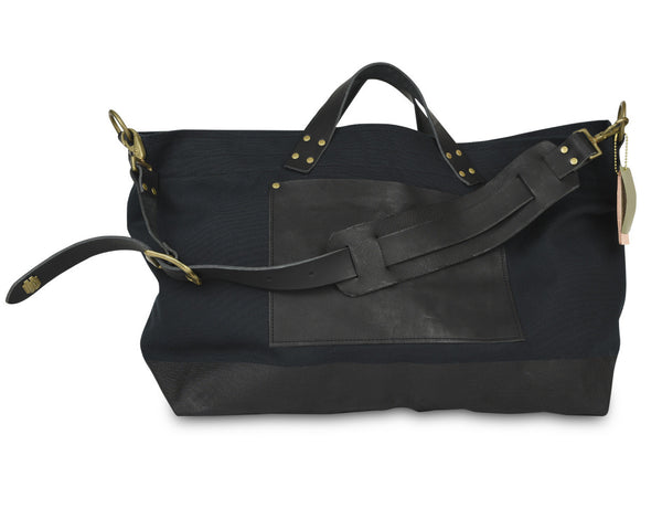 The Superior Labor Engineer Shoulder bag L black body black paint Pre-order - NOMADO Store
