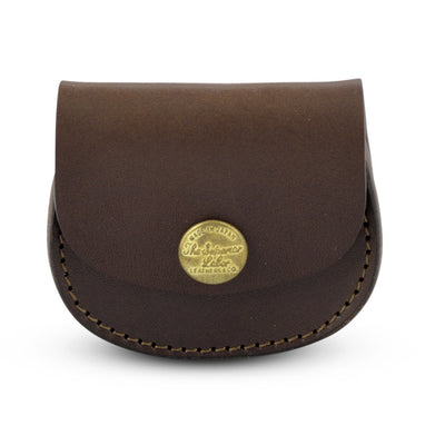 Superior Labor coin case dark brown - NOMADO Store