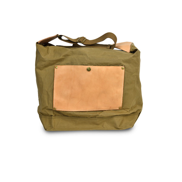 The Superior Labor Paraffin Bag Khaki (2 sizes) - NOMADO Store