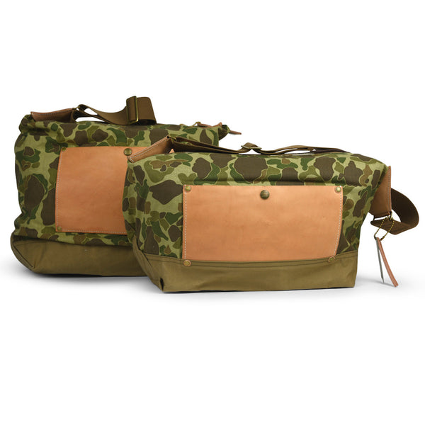 The Superior Labor Paraffin Bag Frogskin Camouflage (2 sizes) - NOMADO Store
