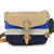The Superior Labor Paint small Shoulder bag sky+navy - NOMADO Store