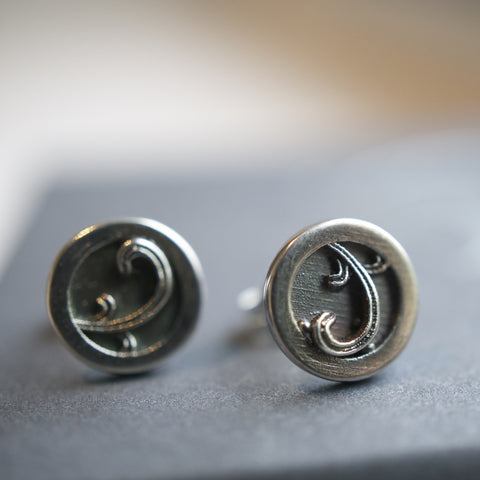 Heirloom Stud Earring