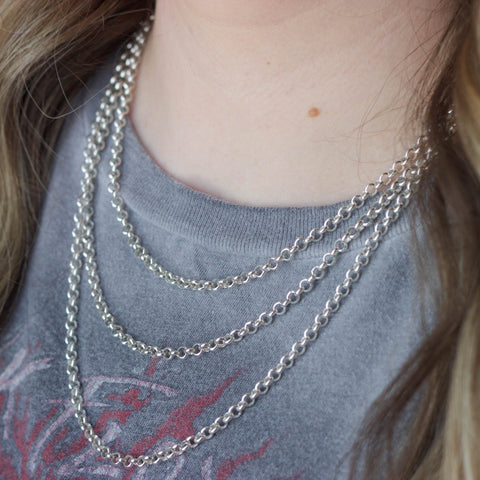 Largo Layering Chain - Necklace
