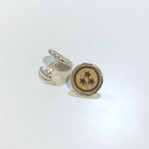 Tennessee Flag Cufflinks