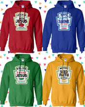Condiment Hoodies