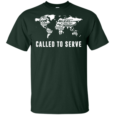 Called To Serve Youth T-Shirt