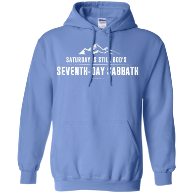 Saturday is Sabbath Hoodie