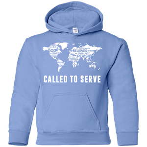 Called To Serve Youth Hoodie