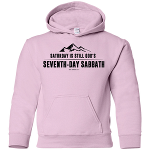 Saturday Is Sabbath Youth  Hoodie