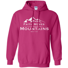 Faith Moves Mountains Hoodie
