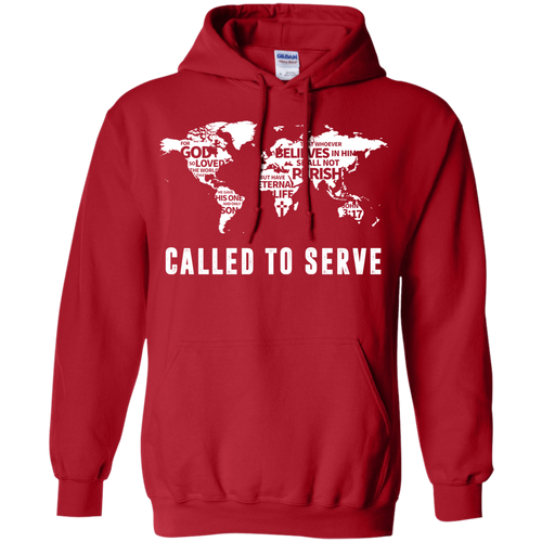 Called to Serve Hoodie
