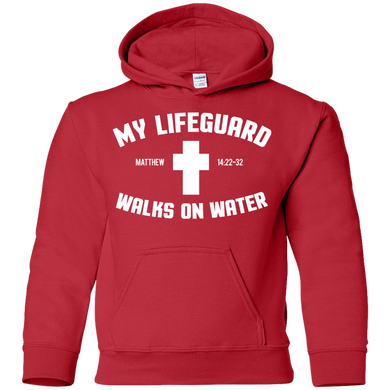 My Lifeguard Youth Hoodie