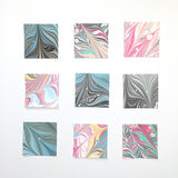 Assorted Square Stickers 1.75""
