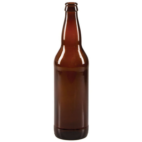 Beer Bottles Glass 650ml - 12 Pack