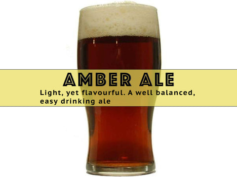 Amber Ale - Grain To Glass Extract Beer Kit - Grain To Glass
