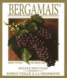 Ultra Wine Label - Bergamais (Grapes) - Grain To Glass