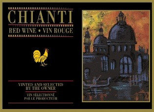 Ultra Wine Label - Chianti - Grain To Glass