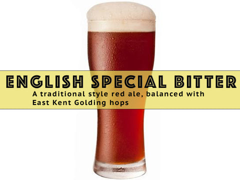 English Special Bitter - Grain To Glass Extract Beer Kit - Grain To Glass