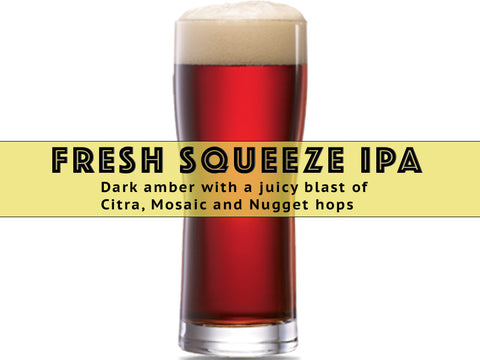Fresh Squeeze Style IPA - Grain To Glass Extract Beer Kit - Grain To Glass