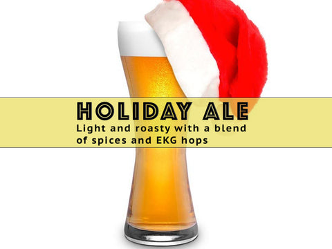 Holiday Ale - Grain To Glass Extract Beer Kit - Grain To Glass