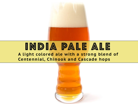 India Pale Ale (IPA) - Grain To Glass Extract Beer Kit - Grain To Glass