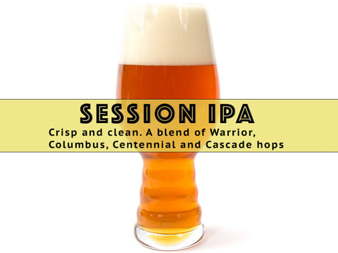 Session IPA - Grain To Glass Extract Beer Kit - Grain To Glass