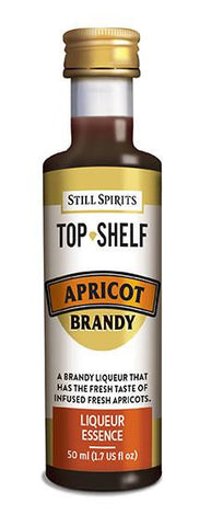 Essence Apricot Brandy 50 ml - Top Shelf