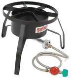 Burner - Bayou Classic SP10 (185,000 BTU) - Grain To Glass