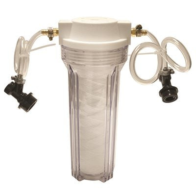 Beer Filtration Kit with Ball Lock Disconnects - Grain To Glass