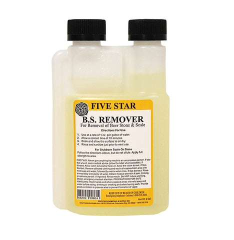 Beer Stone Remover 8OZ