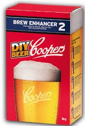 Brew Enhancer 2 - Coopers - Grain To Glass