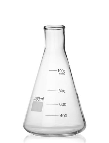 Erlenmeyer Flask 1000ml - Grain To Glass