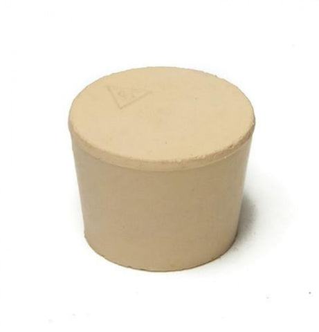 Rubber Stoppers - Solid (Size 2-13) - Grain To Glass