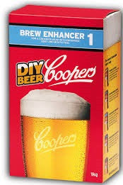 Brew Enhancer 1 - Coopers - Grain To Glass