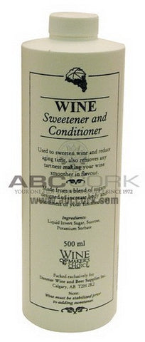 Wine Conditioner 500ml - Grain To Glass
