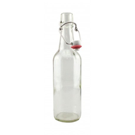 Beer Bottles Glass 500ml Clear -