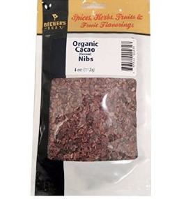 Cacao Nibs 4OZ - Brewers Best