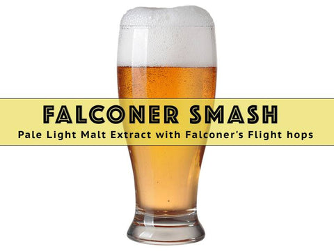 SMaSH Falconers Flight - Grain To Glass Extract Beer Kit