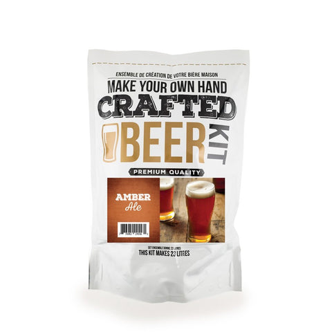 Craft Beer - Amber Ale