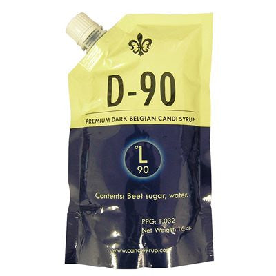 D-90 Belgian Candi Syrup 1lb - Grain To Glass