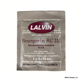 Lalvin Bourgovin RC-212 - Wine Yeast - Grain To Glass