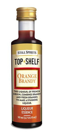 Essence Orange Brandy 50 ml - Top Shelf